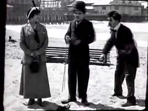 By the Sea (1915 film) Charlie Chaplin in By The Sea 1915 YouTube