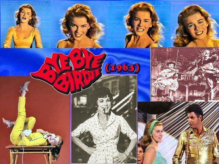 Bye Bye Birdie (film) Behind the costumes of Bye Bye Birdie 1963 Fashion Historia