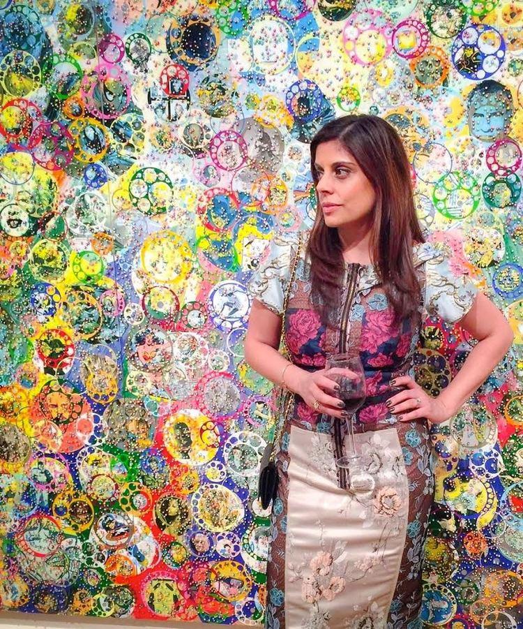 Byron Lars Naina Singla fashion stylist and style expert Blog Designer