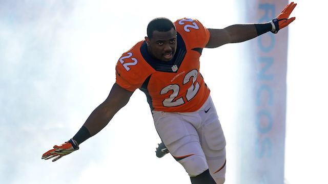 C. J. Anderson CJ Anderson is the Key to Denver Broncos39 Win Over