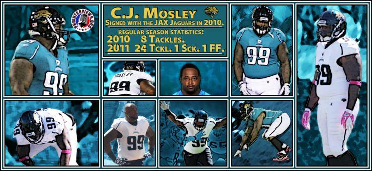 C. J. Mosley (defensive lineman) Jaguars DT CJ Mosley Interview Pro Interviews