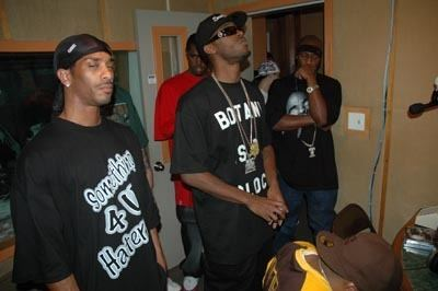 C-Note (rapper) CNote of The Botany Boyz Houston Texas Rap Artist