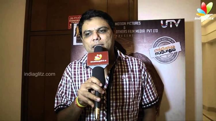 C. Sathya Music Director C Sathya On Ivan Vera Mathiri Interview