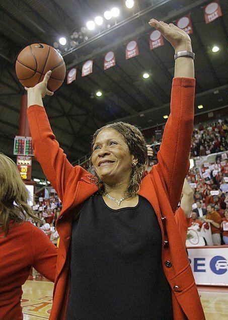 C. Vivian Stringer C Vivian Stringer Makes A Call To Athletic Arms Time For