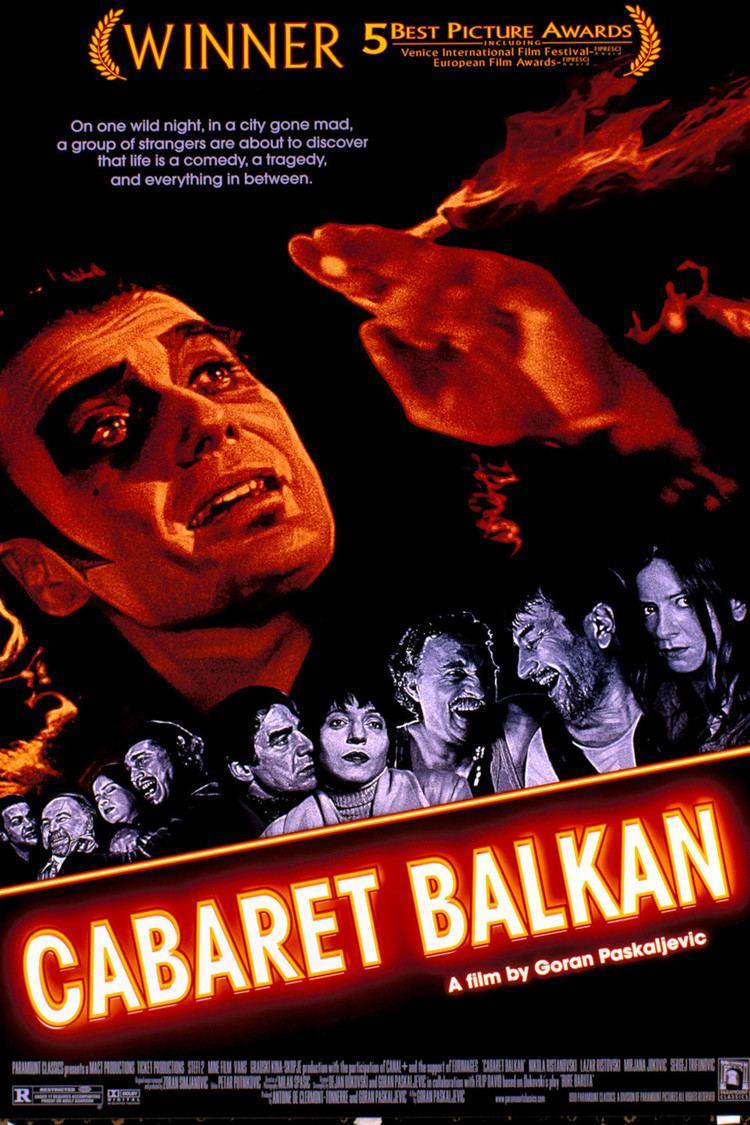 Cabaret Balkan wwwgstaticcomtvthumbmovieposters22906p22906