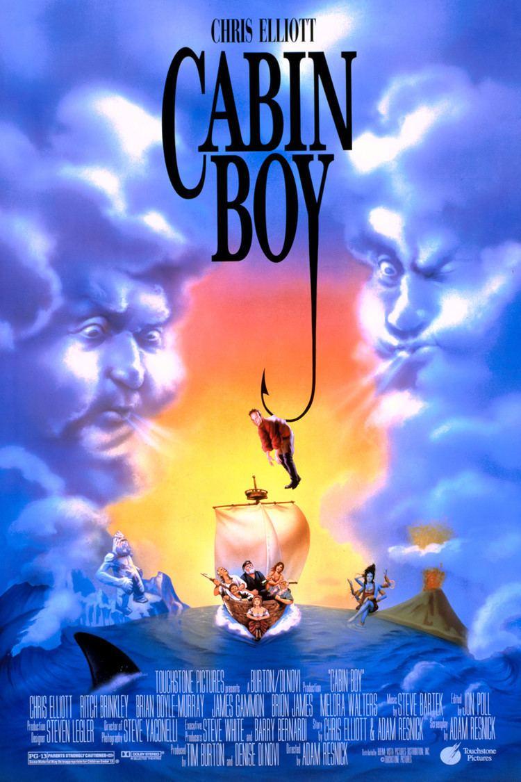 Cabin Boy wwwgstaticcomtvthumbmovieposters15307p15307