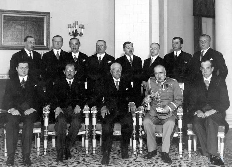 Cabinet of Leon Kozłowski