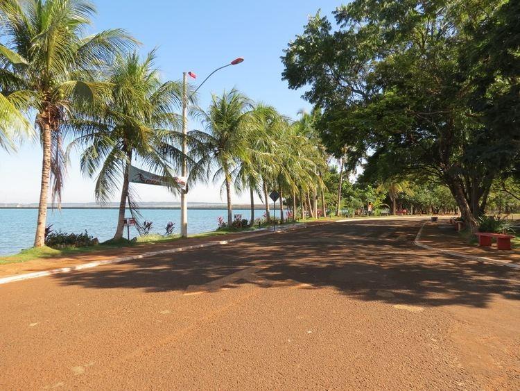 Cachoeira Dourada Goiás fonte: alchetron.com