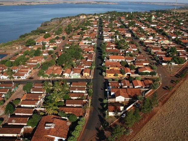Cachoeira Dourada Minas Gerais fonte: alchetron.com