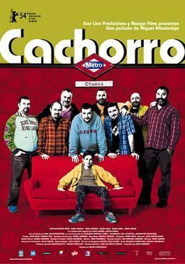 Cachorro movie poster