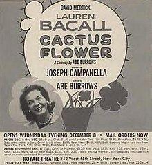 Cactus Flower (play) httpsuploadwikimediaorgwikipediaenthumb7