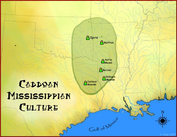 Caddoan Mississippian culture