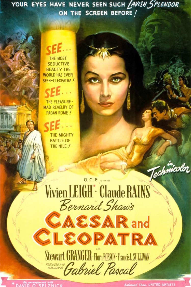 Caesar and Cleopatra (film) wwwgstaticcomtvthumbmovieposters4571p4571p