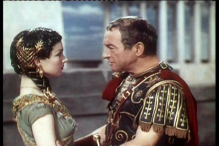 Caesar and Cleopatra (film) Me and My Dream of Doing Nothing Romancefest 2013 Caesar and Cleopatra