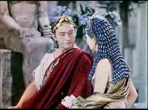 Caesar and Cleopatra (film) Caesar and Cleopatra 1945 YouTube