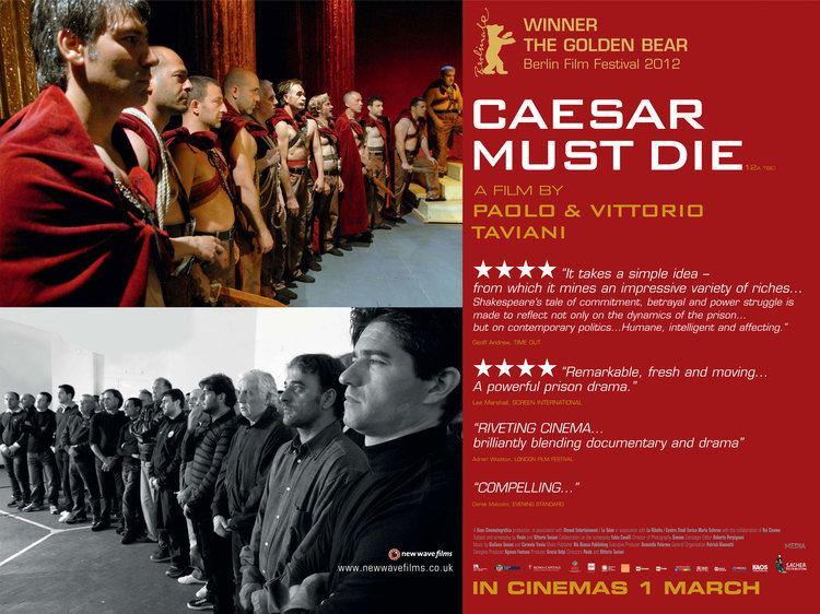 Caesar Must Die New Wave Films New Releases