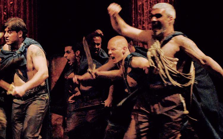 Caesar Must Die Cesare deve morire Caesar Must Die 2012 Directed by Paolo