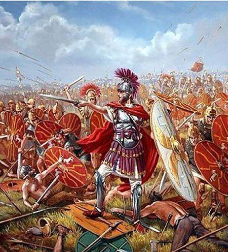 Caesar's Civil War Presentation Name on emaze