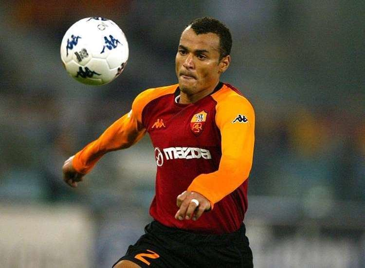 Cafu Caf AS Roma Football Legends Pinterest