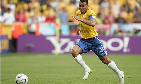 Cafu Football Former Brazil defender Cafu to play for Garforth