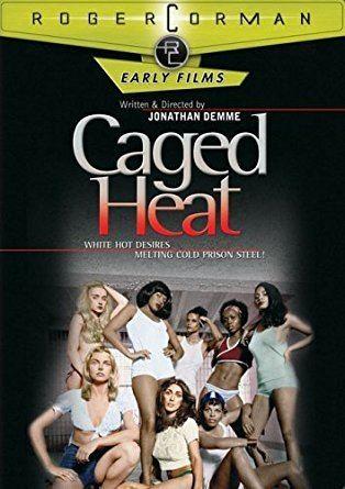 Caged Heat Amazoncom Caged Heat Juanita Brown Erica Gavin Roberta Collins