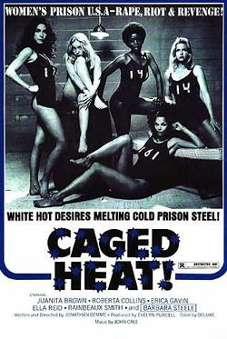 Caged Heat Caged Heat Trailers From Hell