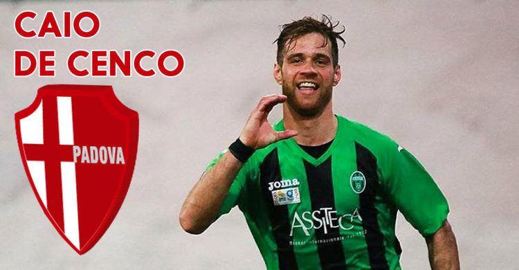 Caio De Cenco Caio De Cenco un giocatore del Calcio Padova Padova Calcio