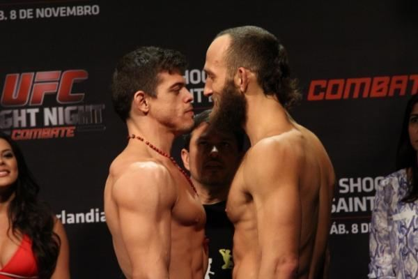 Caio Magalhães Caio Magalhaes to Face Cezar 39Mutante39 at UFC on Fox 19