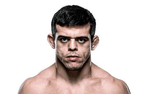 Caio Magalhães Caio quotHellboyquot Magalhaes Official UFC Fighter Profile