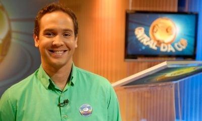 Caio Ribeiro Volta de Caio Ribeiro antecipada pela Globo aps infarto