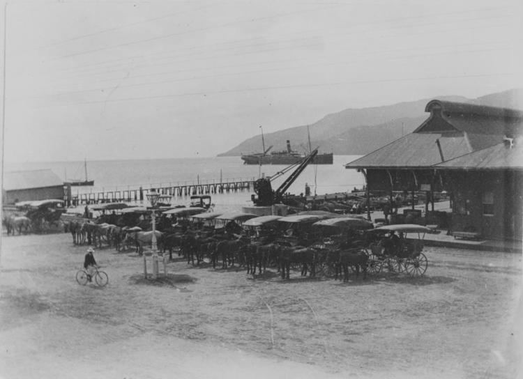Cairns in the past, History of Cairns