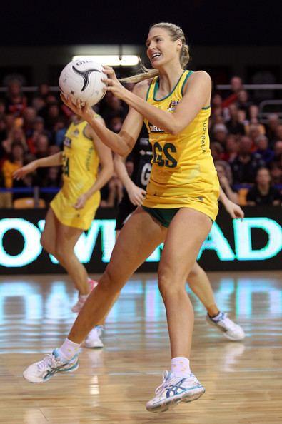 Caitlin Bassett Caitlin Bassett Pictures New Zealand v Australia