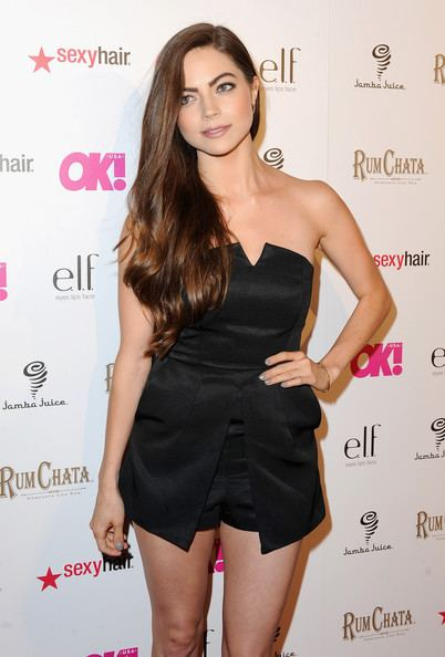 Caitlin Carver Caitlin Carver Photos Photos Arrivals at OK Magazines So Sexy