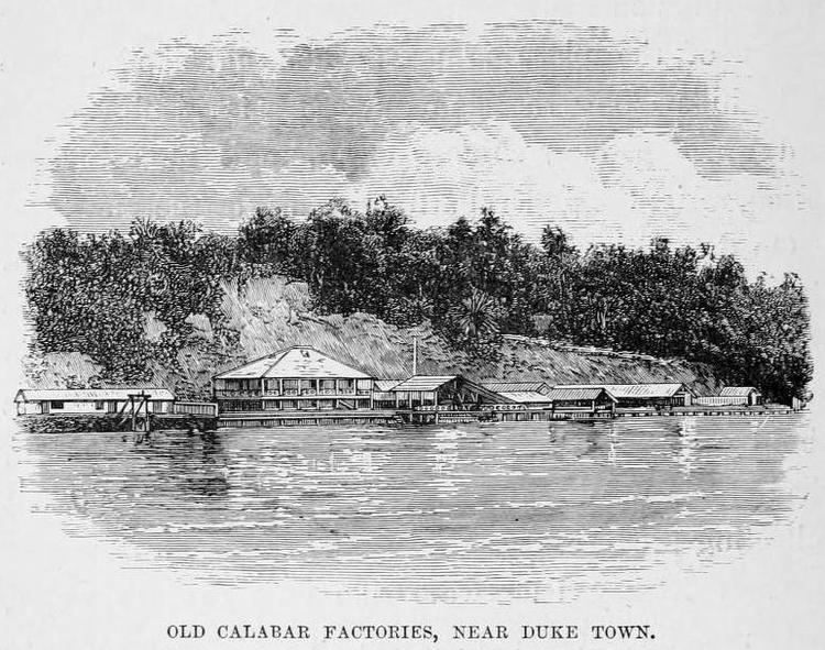 Calabar in the past, History of Calabar