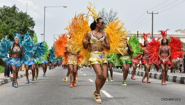 Calabar Carnival Calabar Comes Alive With 2015 Carnival Calabar Dry Run Africa News