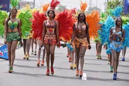 Calabar Carnival Exuberance and style reign at Calabar carnival 2014 Vanguard News