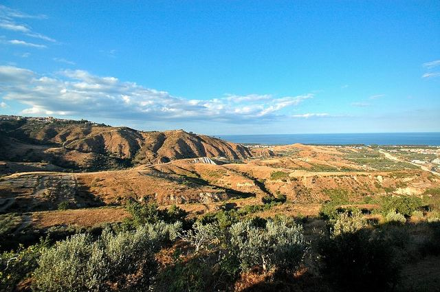 Calabria Beautiful Landscapes of Calabria