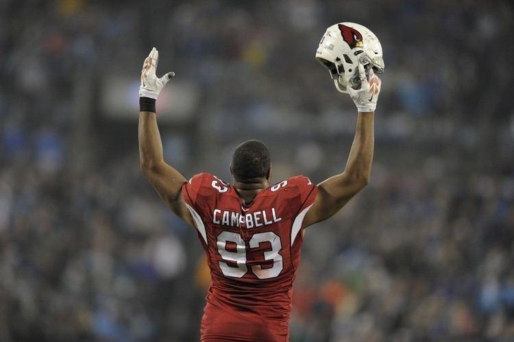 Calais Campbell Cardinals DE Calais Campbell makes 16 million donation