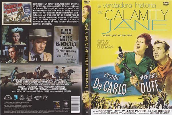 Calamity Jane and Sam Bass Verdadera Historia De Calamity Jane Calamity Jane And Sam Bass