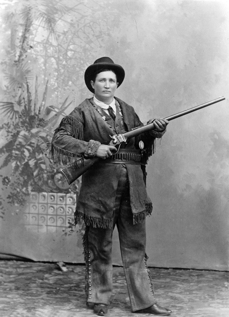 Calamity Jane The Shooter39s Log Calamity Jane The Most Notorious