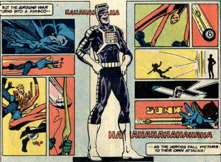 Calculator (comics) Detective 468 The Calculator vs Batman Babblings about DC Comics
