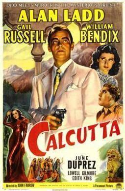 Calcutta (1947 film) Calcutta 1947 film Wikipedia