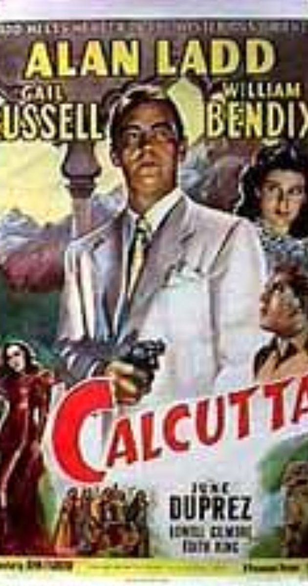 Calcutta (1947 film) Calcutta 1947 IMDb