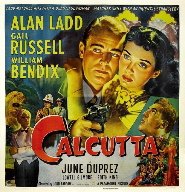 Calcutta (1947 film) Where Danger Lives CALCUTTA 1947