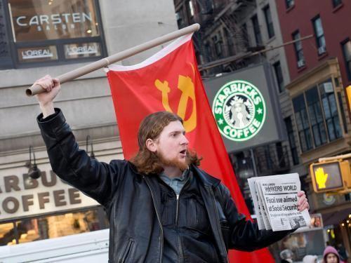 Caleb Maupin Fuck Yeah MarxismLeninism New York City Comrade Caleb
