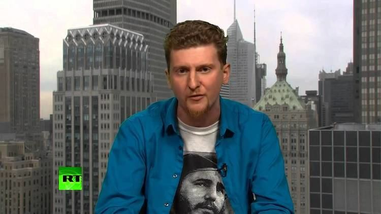 Caleb Maupin 90th Anniversary of Lenin39s Death Caleb Maupin on RT