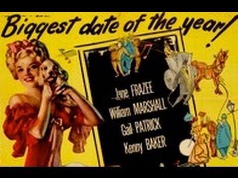 Calendar Girl (1947 film) Calendar Girl 1947 Full Movie YouTube