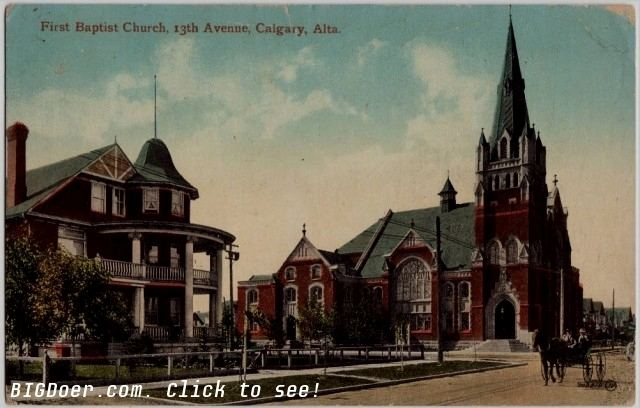 Calgary in the past, History of Calgary