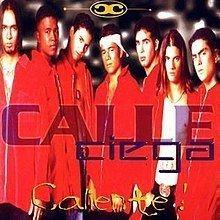 Caliente (Calle Ciega album) httpsuploadwikimediaorgwikipediaenthumb1