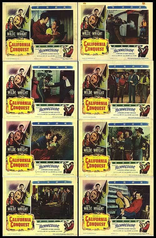California Conquest California Conquest movie posters at movie poster warehouse